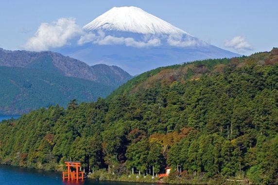 Hakone, Lake Ashinoko