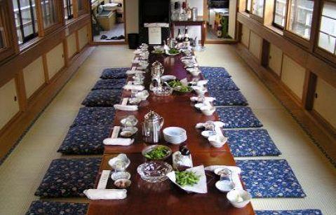 enkai dinner at yakatabune
