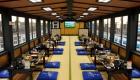 Yakatabune Japanese style table setting